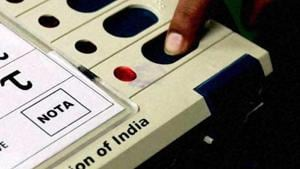 Some of these apolitical candidates succeeded to get a ticket from established political parties, but barring one or two, the remaining competed with NOTA in terms of vote share.(Representative image)
