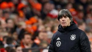 Soccer Football - Euro 2020 Qualifier - Group C - Netherlands v Germany - Johan Cruijff ArenA, Amsterdam, Netherlands - March 24, 2019 Germany coach Joachim Loew during the match REUTERS/Francois Lenoir(REUTERS)