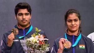 ISSF World Cup: Indian teams win both mixed event gold medals