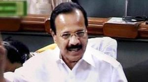 In 2004, he successfully contested the Mangalore seat against senior Congress leader M Veerappa Moily.(PTI File Photo)