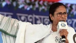 Banerjee put minister Indranil Sen in charge of Jai Hind Vahini which, she said, would resist the cultural onslaught of the RSS and uphold the pluralistic ethos of Bengal(ANI Photo)