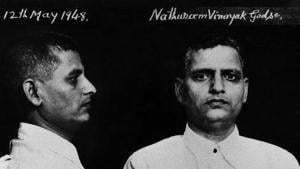 Even while diminishing Gandhi's role in the freedom struggle, the RSS was careful to distance itself from Godse. This may no longer be true(Getty Images)