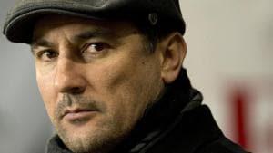 Croatia's coach Igor Stimac(AFP)