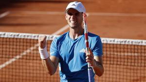 Austria's Dominic Thiem(REUTERS)