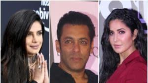 Salman Khan, Priyanka Chopra and Katrina Kaif have been involved in a controversy.