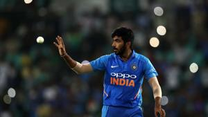 File image of Jasprit Bumrah(Getty Images)