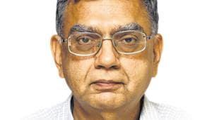 Maharashtra Pollution Control Board chairman Sudhir Shrivastava.(HTPhoto)