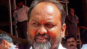 Jankar had refused to be re-nominated to the legislative council as a BJP member last year. He had served his first term as a BJP member in the upper house.(HT Photo)