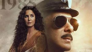 Salman Khan and Katrina Kaif play lead roles in Bharat.