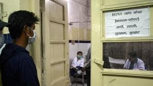 The health department in Rajasthan did an audit of swine flu deaths in the state between January and May, 2019.(HT File Photo)