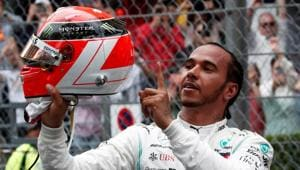 Hamilton seeks magnificent seven for himself and Mercedes