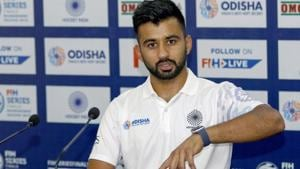 Indian hockey team kick off Olympic build-up against Russia