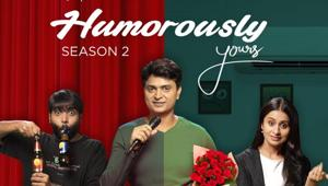 Humorously Yours season 2 brings back Vipul Goyal and Rasika Dugal together again.