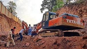'BJP MLA's firm to face action for hill cutting in SGNP's ESZ'