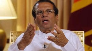 Four months ago, Sirisena compelled all users to register chainsaws with police and 82,000 units were recorded within three weeks.(AP/ File photo)