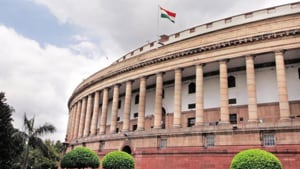 The first session of the 17th Lok Sabha will begin from June 17 and will continue until July 26.(HT Photo)