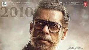 Bharat also shows Salman Khan as a 60-year-old man.