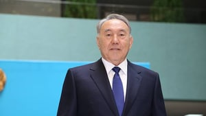 AFP correspondents in Kazakhstan's two main cities Nur-Sultan and Almaty witnessed hundreds of arrests Sunday.(HT Photo)