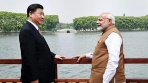 Chinese President Xi Jinping will attend the Shanghai Cooperation Organisation (SCO) summit this week at Bishkek where he would also meet Prime Minister Narendra Modi.(PTI File Photo)