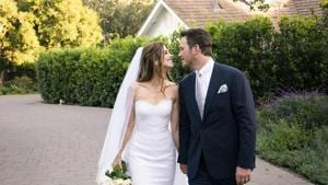 Chris Pratt and Katherine Schwarzenegger tied the knot in a private ceremony.