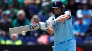 England's Jos Buttler in action.(Action Images via Reuters)