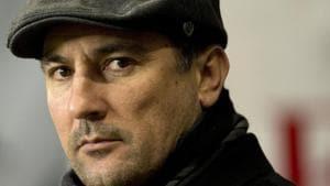 File photo of Igor Stimac.(AFP)