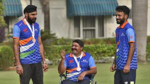 Real heroes: India's para cyclists
