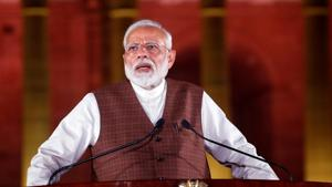 Prime Minister Narendra Modi's plane will overfly Oman, Iran and Central Asian states instead of taking the shorter route over Pakistan to reach Bishkek for the SCO Summit(REUTERS)