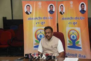 Education minister Vinod Tawde on Thursday said CBSE, ICSE have responded positively to their demand for segregated marks.(HT Photo)