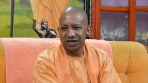 """Nation Live was sent a show-cause notice for allegedly airing """"unverified defamatory content"""" against Yogi Adityanath.(PTI File Photo)"""