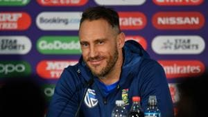 ICC World Cup 2019: Faf Du Plessis urges South Africa to slay WC ghosts
