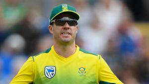 File image of former South Africa captain AB de Villiers.(Getty Images)