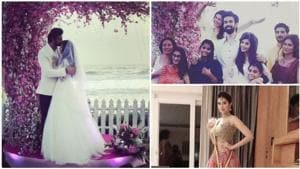 Rajeev Sen and Charu Asopa celebrated their engagement and mehendi ceremonies on Friday in Goa.