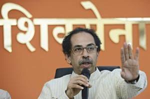 Uddhav Thackeray(HT Photo)