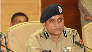 The National Human Rights Commission has given Uttar Pradesh police chief O P Singh four weeks to reply to a notice about alleged rights abuse by policemen in Shamli.(HT PHOTO)