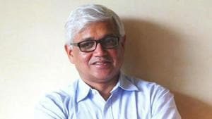 Amitav Ghosh's new novel Gun Island is the sequel to The Hungry Tide.(HT FILE)