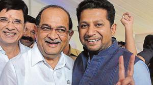 Maharashtra cabinet reshuffle: Vikhe Patil gets housing portfolio
