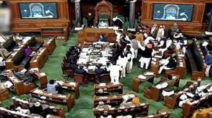 Opposition parties raised issues such as unemployment, farmer distress, drought, and press freedom at an all-party meeting the government had called.(PTI File Photo)