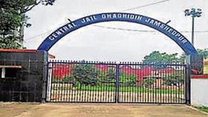 As many as 11 inmates of Ghaghidih Central Jail in Jamshedpur have been found to be HIV positive.(HT Photo)