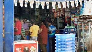 When contacted, one of the students claimed that allegations levelled by the shopkeeper was false.(HT File Photo/ Representative image)