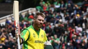 Warner takes Australia closer to World Cup semifinals