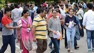 The Uttar Pradesh Private Universities Association has welcomed the government billbut said there was nothing new in it.(HT File Photo used for representation)