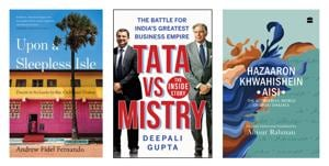 This week's pick of great reads includes books on Sri Lanka, ghazals, and the most sensational corporate spat in recent Indian business history.(HT Team)