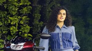 Taapsee Pannu says her sister was afraid she will kill someone after Badla