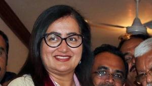 Sumalatha Ambareesh envisions a House that comprises 50 per cent female members. (PTI Photo)