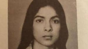 When Neena Gupta was a student at the National School of Drama.