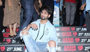 Shahid Kapoor says he loses his cool when someone misbehaves with a woman: 'I don't understand'