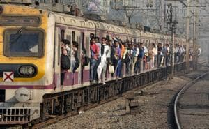 Yatri App will be developed by the Mumbai division of Central Railway.(Satyabrata Tripathy/HT Photo)