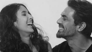 Arjun Rampal shares heartfelt birthday note for daughter Myra as she turns 14: 'My baby girl. My smile. My joy'
