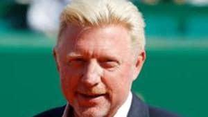 File image of Boris Becker(REUTERS)